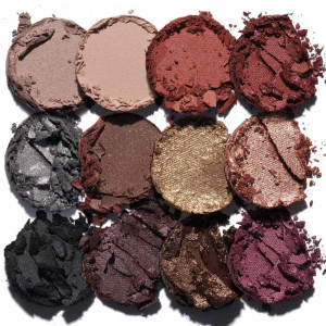 Defense 12-Piece Anti-Pollution Eyeshadow Palette