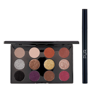 Defense Palette & On Point Eyeliner Bundle