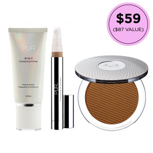 Build Your Own Prime, Conceal & Perfect Bundle