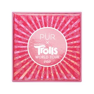 PÜR X TROLLS WORLD TOUR: Pop Travel-Sized Pressed Pigments Palette