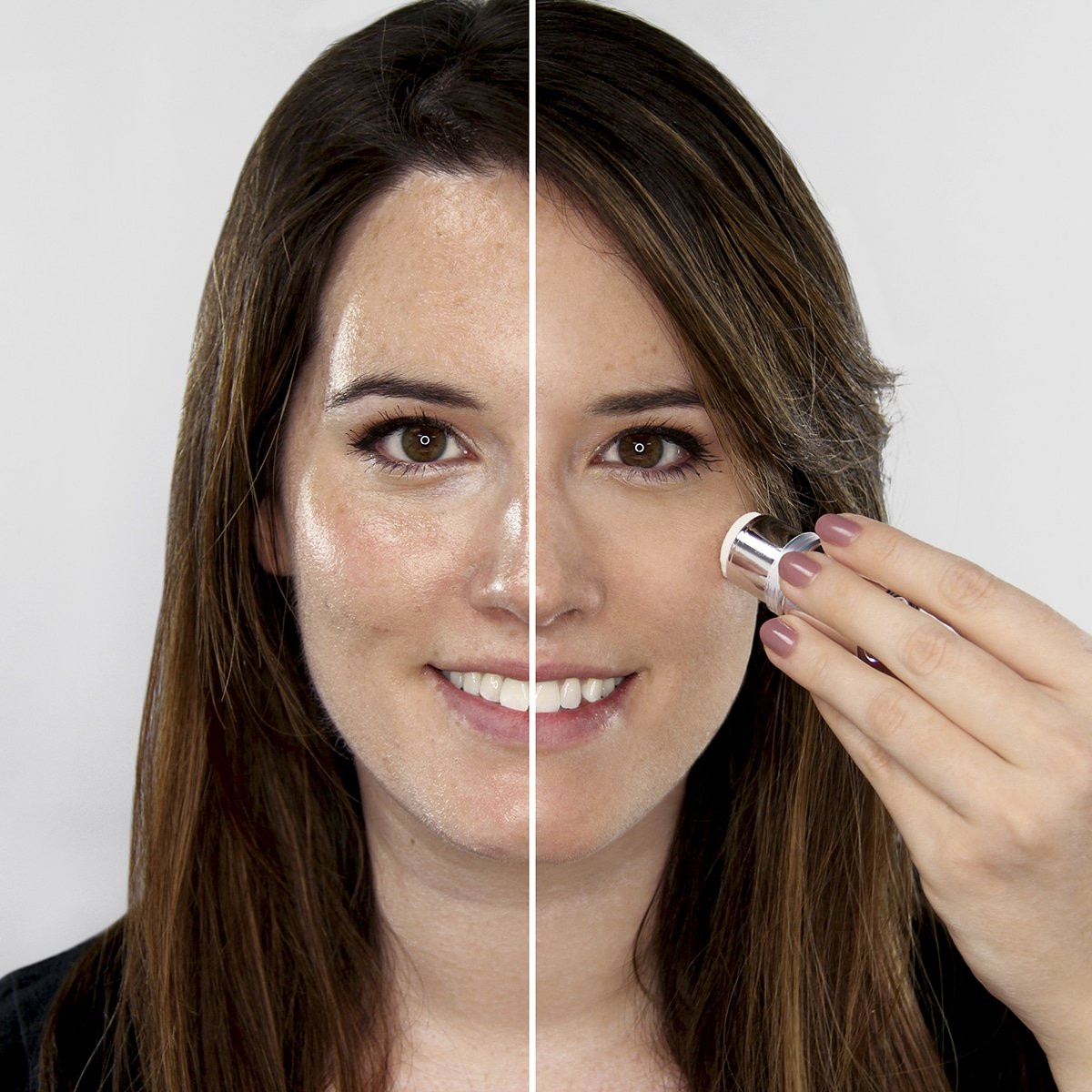 The Make It Matte Oil Mattifying Primer Stick travel product recommended by Kimberly Nahas on Pretty Progressive.