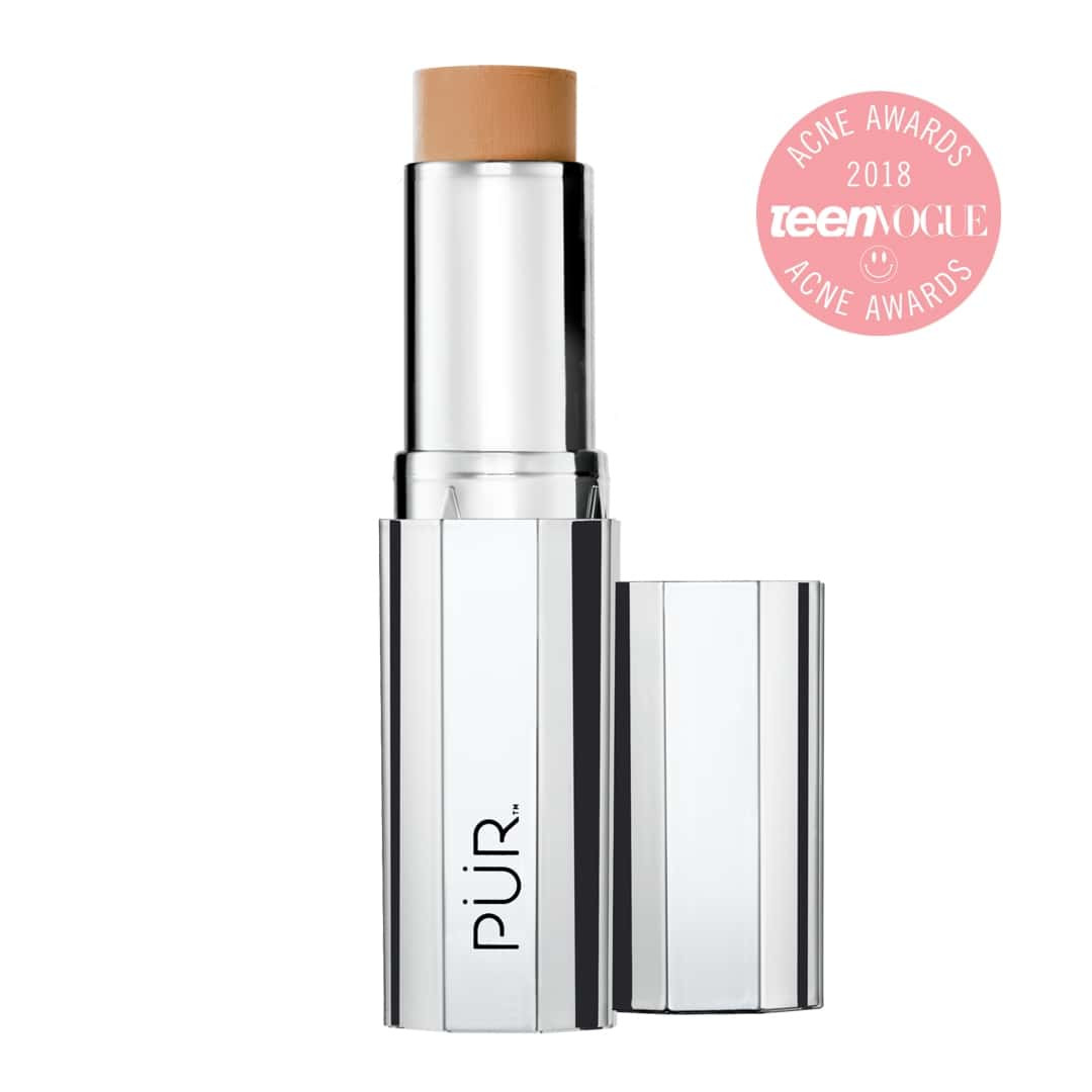4-in-1 Foundation Stick in Medium Tan