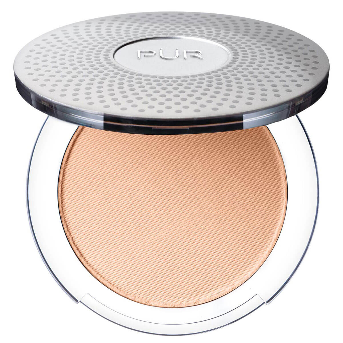 4-in-1 Pressed Mineral Makeup Foundation with Skincare Ingredients in Blush Medium/MP3