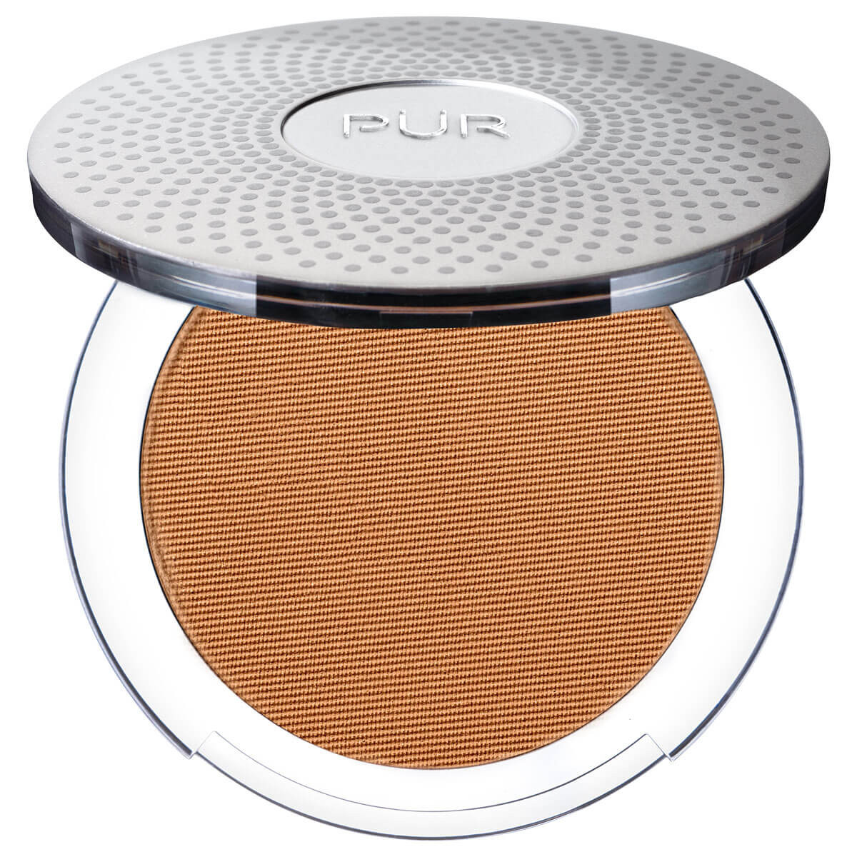 4-in-1 Pressed Mineral Makeup Foundation with Skincare Ingredients Nutmeg/DN2