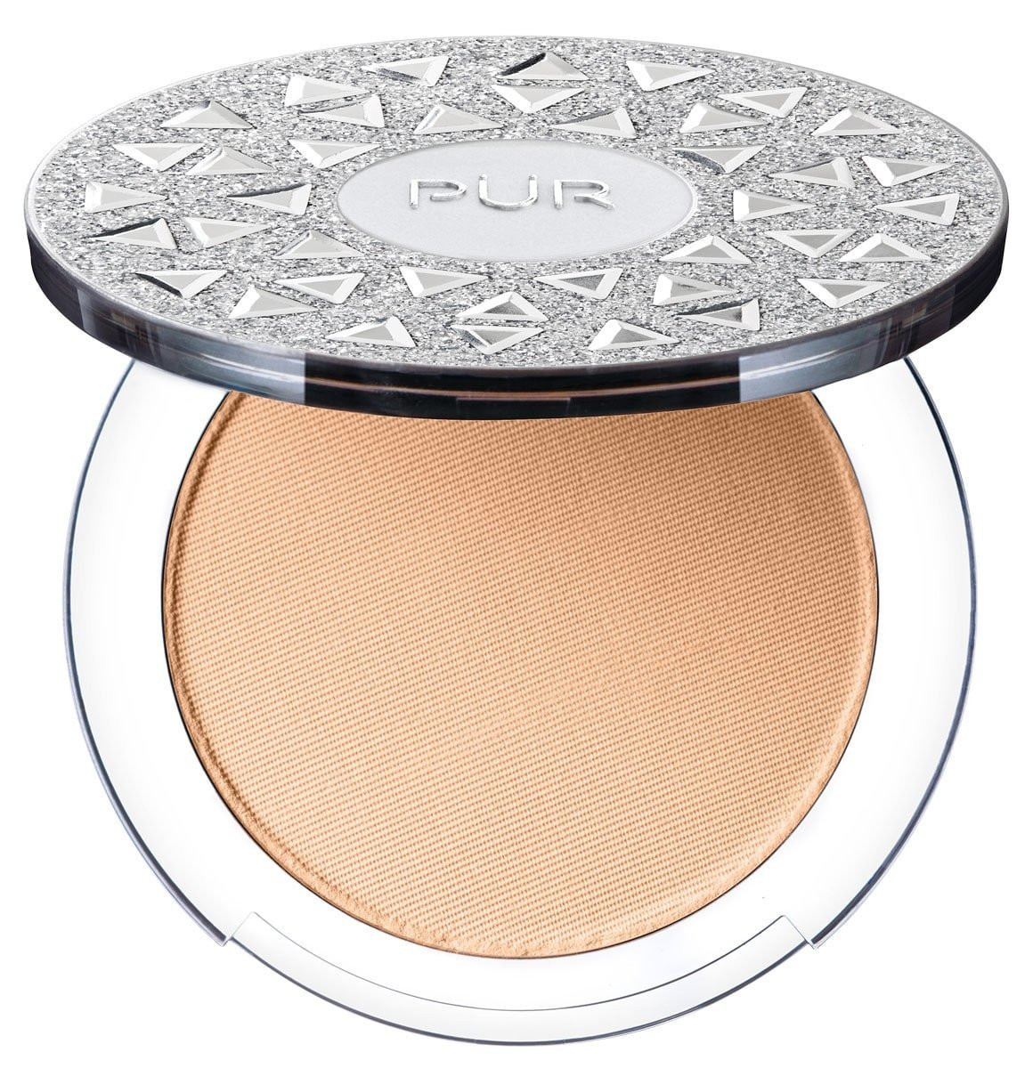 Sweet 16 4-in-1 Pressed Mineral Makeup Foundation in Blush Medium