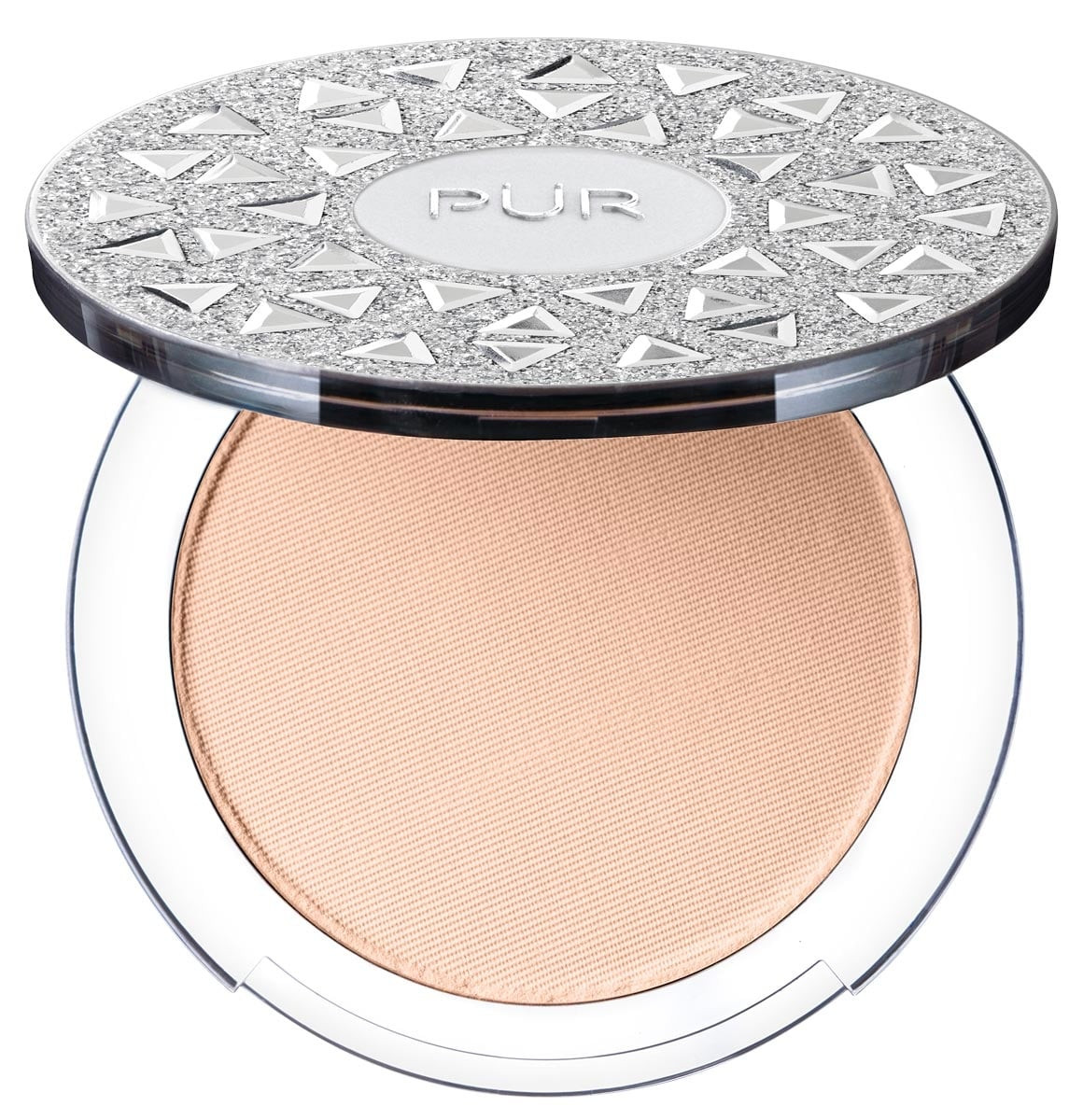 Sweet 16 4-in-1 Pressed Mineral Makeup Foundation in Light