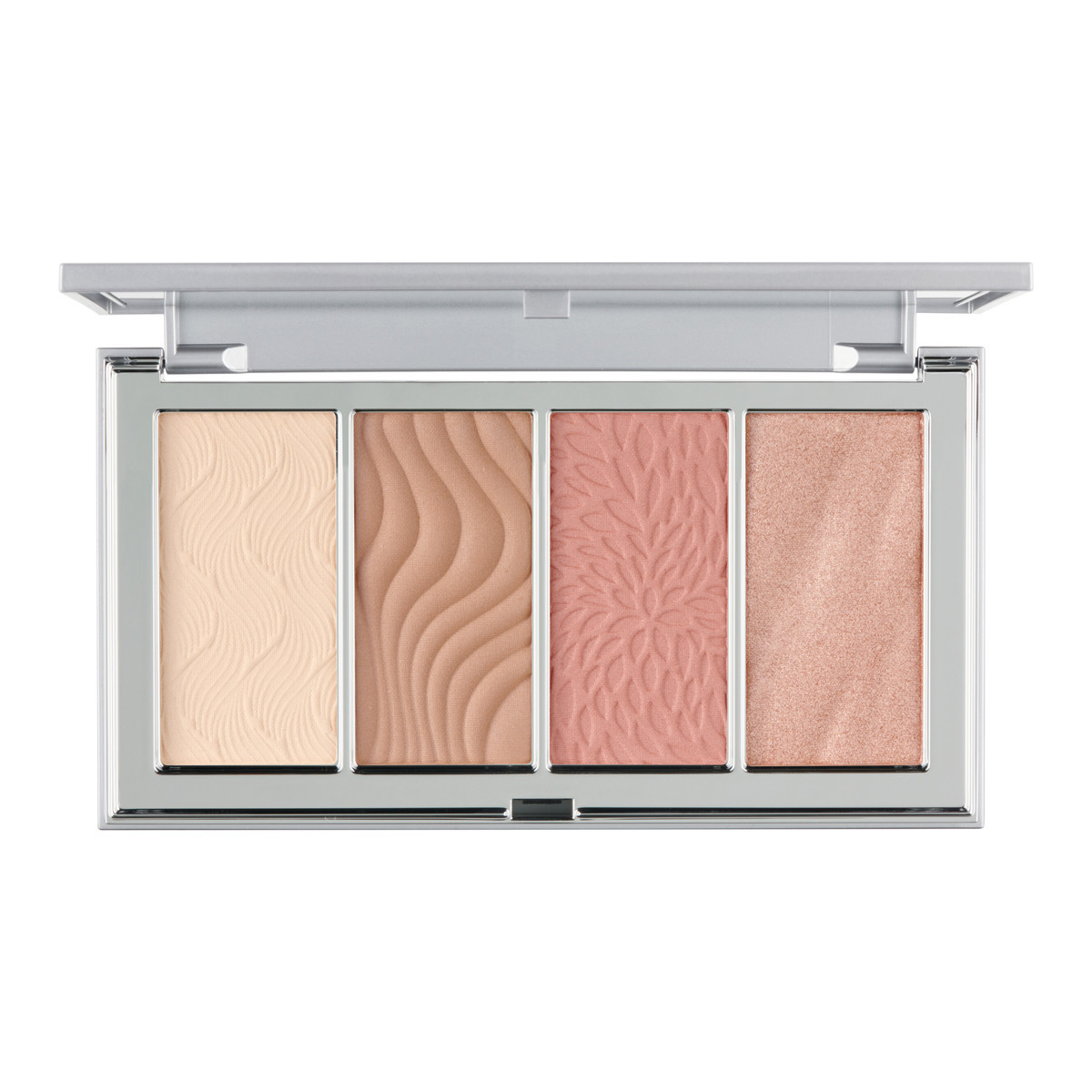 4-in-1 Skin Perfecting Powders Face Palette in Fair-Light