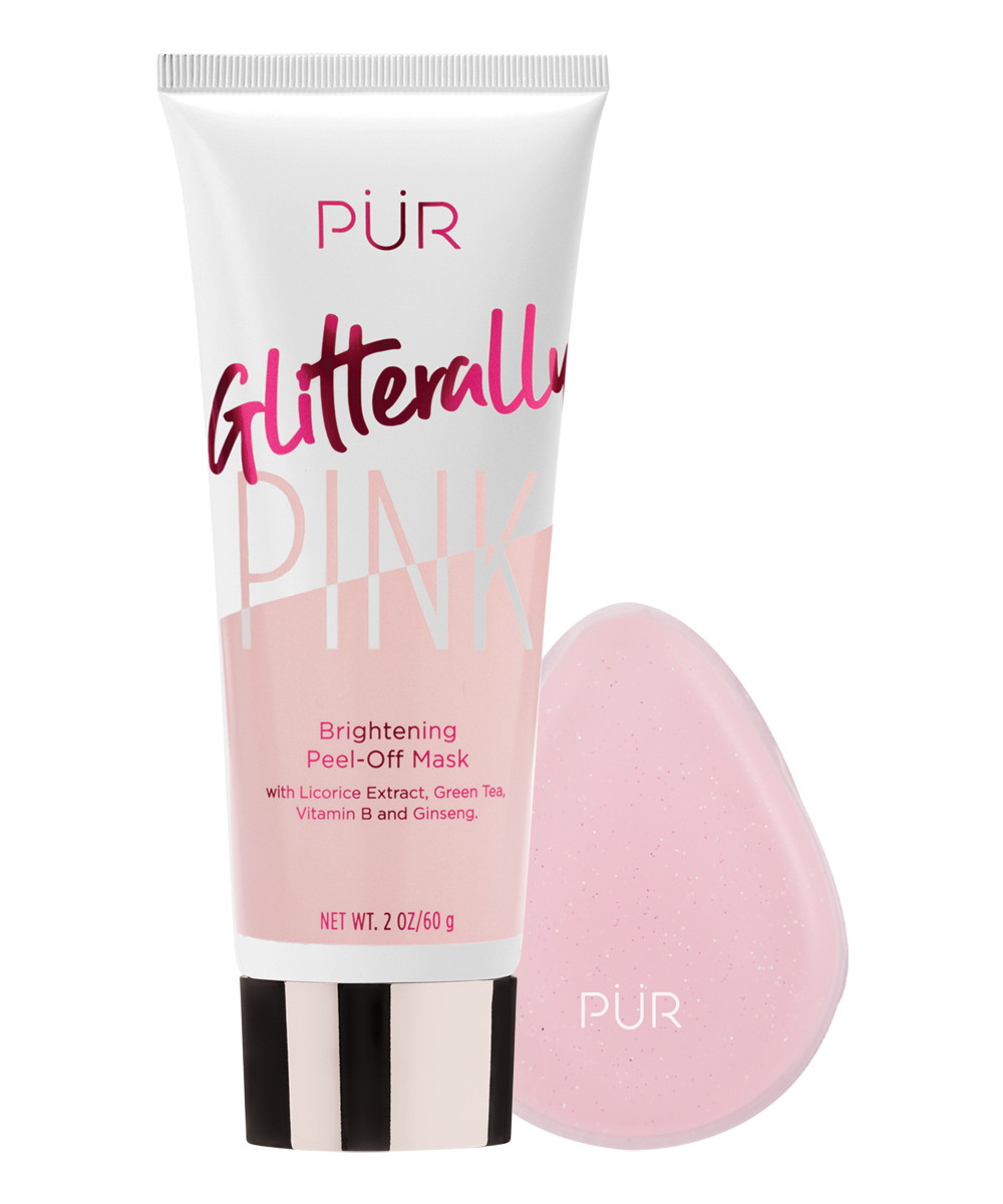 PUR X BARBIE Glitterally Pink Mask with Applicator