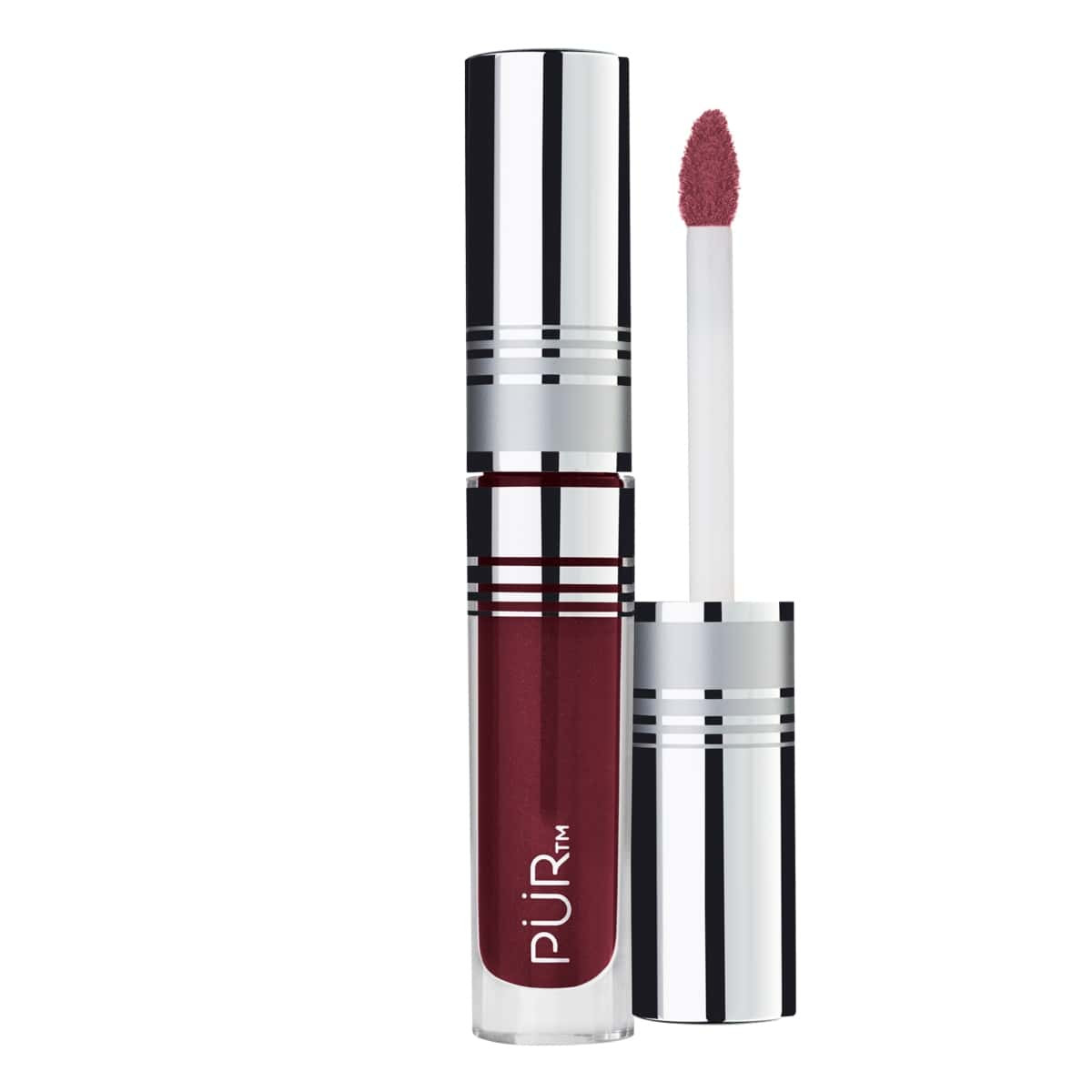 Chrome Glaze High-Shine Lip Gloss in Rebel