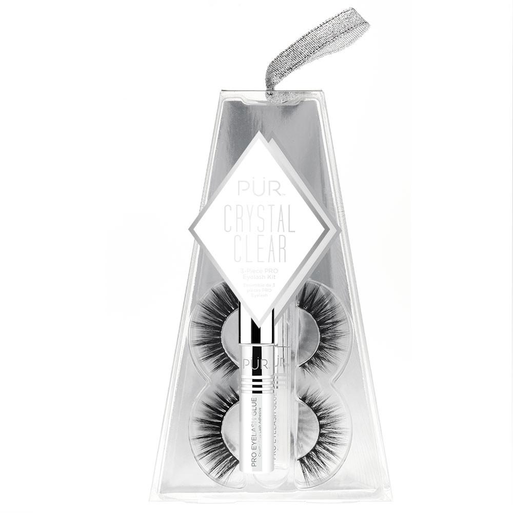 Crystal Clear 3-Piece PRO Eyelash Kit