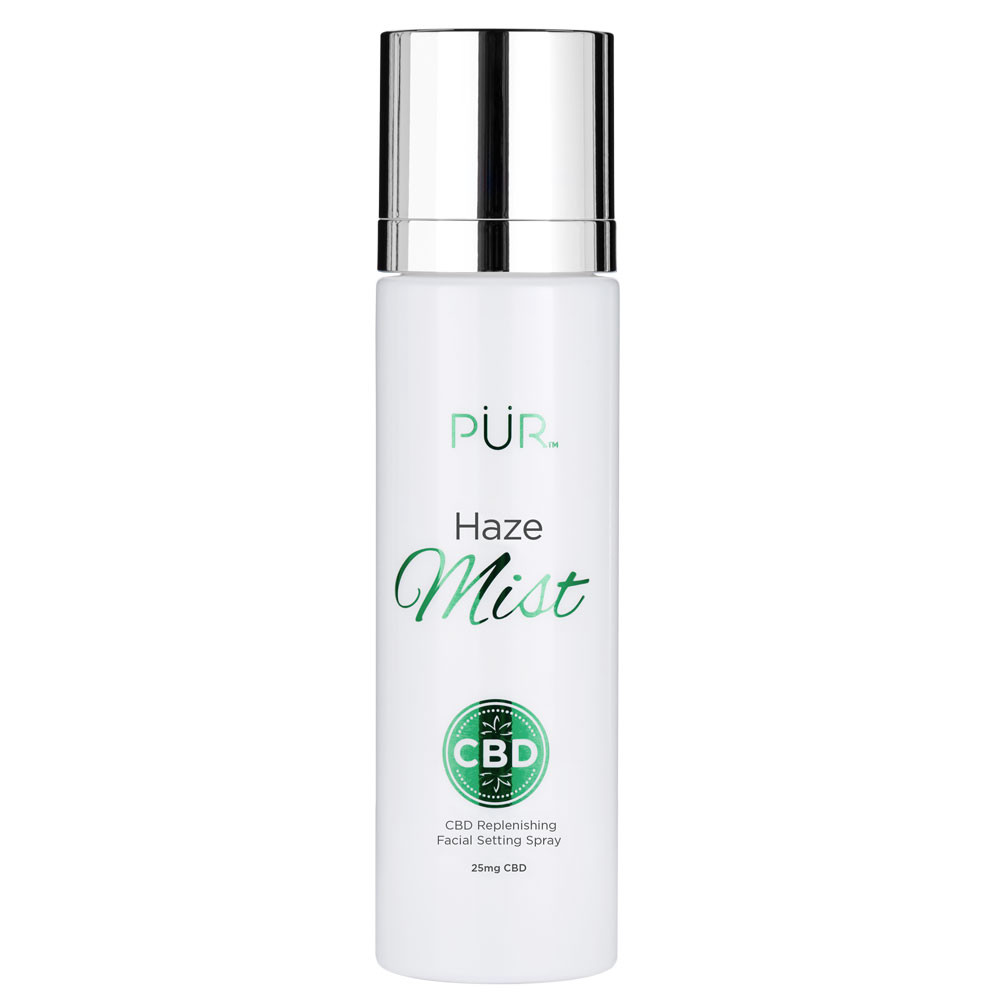 Haze Mist CBD Replenishing Facial Setting Spray