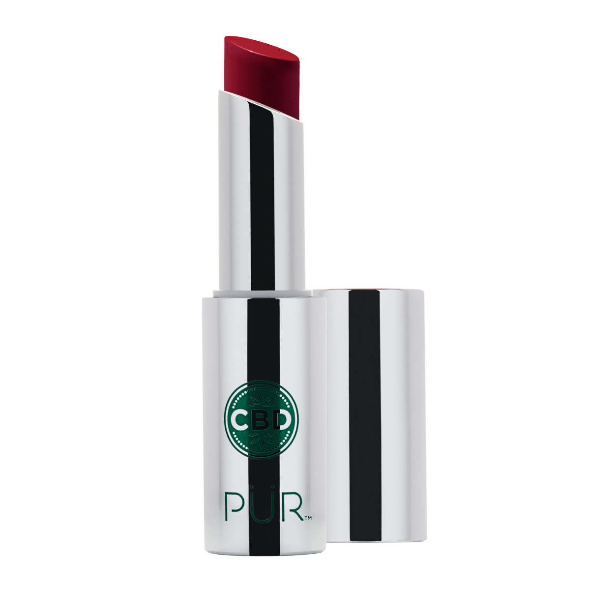 Hybrid Balm CBD Hydrating Tinted Lip and Cheek Balm in LMFAO (Berry)