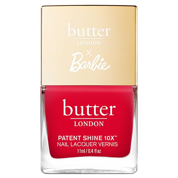 butter LONDON x Barbie CEO patent shine main image