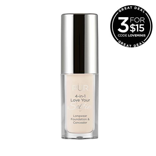 4-in-1 Love Your Selfie™ Longwear Foundation & Concealer Mini