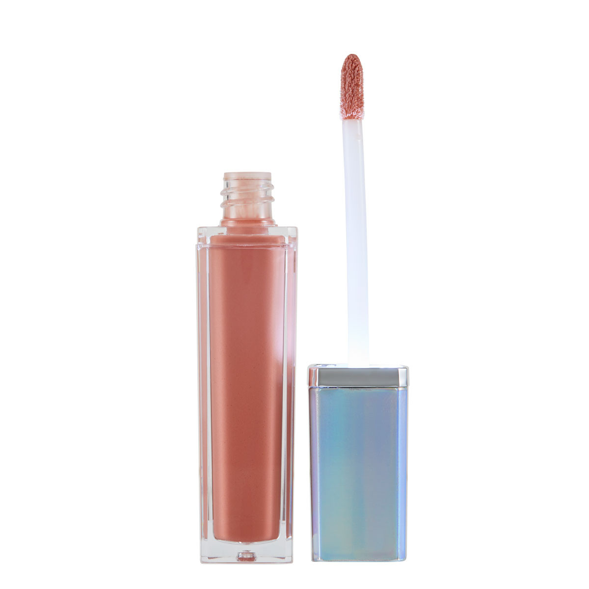 Out of the Blue Light Up High Shine Lip Gloss