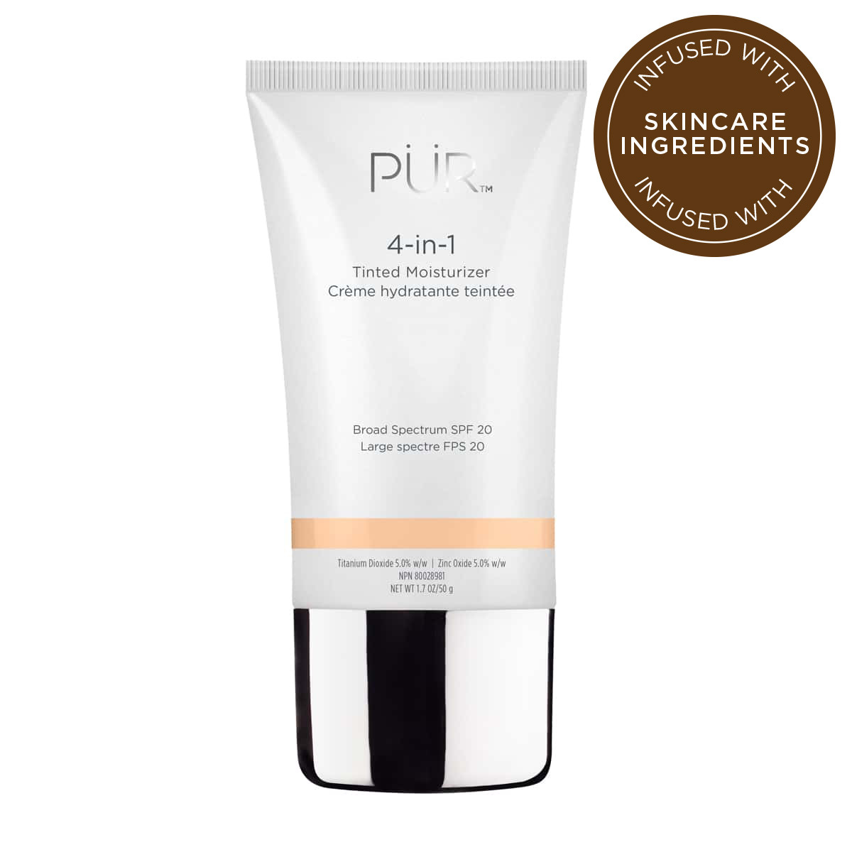 4-in-1 Tinted Moisturizer in Light