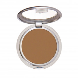 Classic 4-in-1 Pressed Mineral Makeup Foundation in Medium Dark