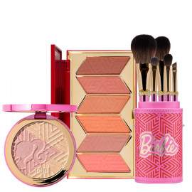 PÜR X Barbie™ Blush, Highlighter & Brush Kit Bundle