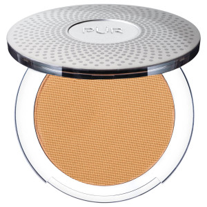 4-in-1 Pressed Mineral Makeup Foundation with Skincare Ingredients in Light Tan/TG3