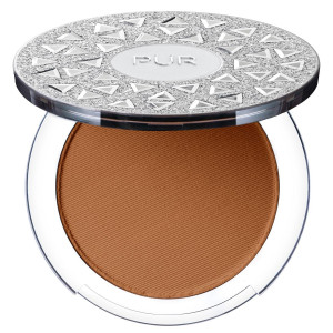 Sweet 16 4-in-1 Pressed Mineral Makeup Foundation in Deeper