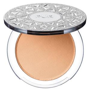 Sweet 16 4-in-1 Pressed Mineral Makeup Foundation in Medium Tan
