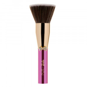 PÜR X Barbie™ Keepsake Kabuki Brush Signature Keepsake Kabuki Brush side view