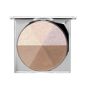 Crystal Clear Jumbo Highlight & Bronzer Palette