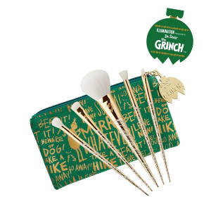 The Grinch™ He Hates It, You'll Love It 5-Piece Brush Set