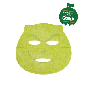 The Grinch™ Resting Grinch Face Sheet Mask