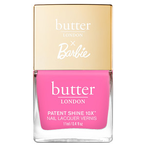 butter LONDON x Barbie™ Icon Patent Shine 10X Nail Lacquer