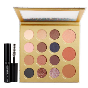 Love Your Selfie III Sweet 16 Face Palette & Mini Mascara Set