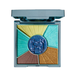 PÜR X TROLLS WORLD TOUR: Techno Travel-Sized Pressed Pigments Palette